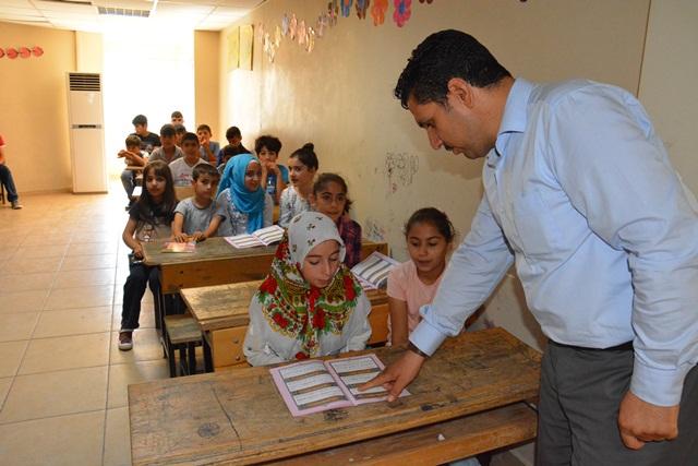 Siverek Belediyesi 'Yaz Okul'u Başladı