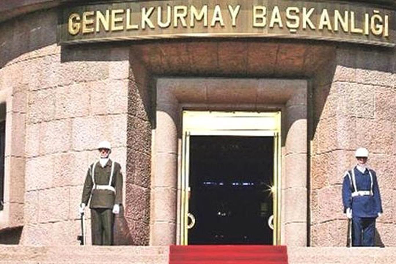 Flaş haber-Genelkurmay Başkanlığına operasyon düzenlenecek