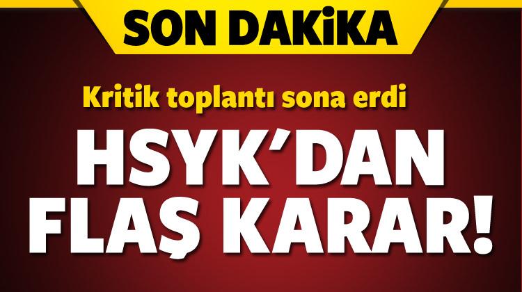 HSYK'dan flaş karar! Binlerce hakim ve savcı görevden alındı