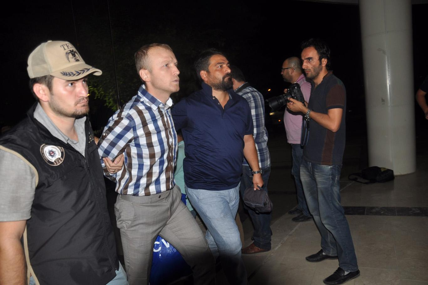 Viranşehir Kaymakamı tutuklandı