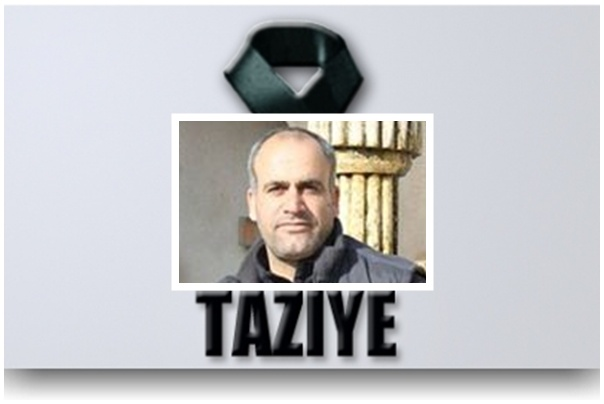 Mustafa Önder'in baba acısı