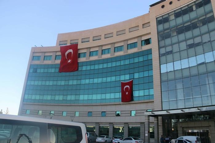 OSM Hastanesi Haliliye Devlet Hastanesi olarak hizmete başladı