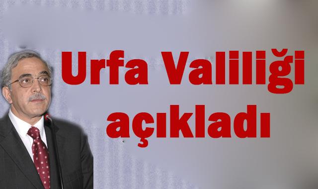 FETÖ'cü Vali Yavaşcan'a kötü haber! Urfa Valiliği açıkladı