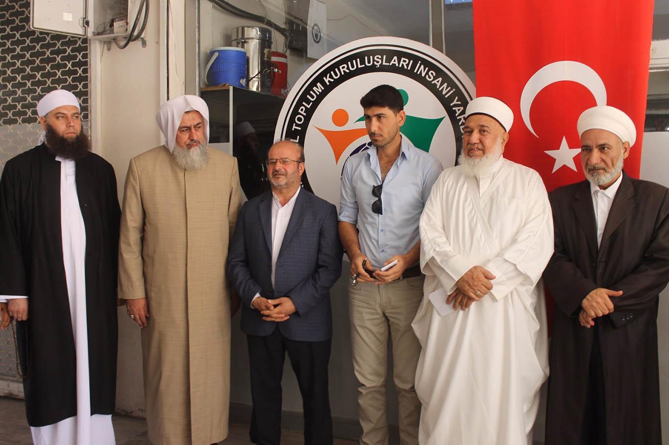 Suriyeli kanaat önderleriden darbe girişimi açıklaması