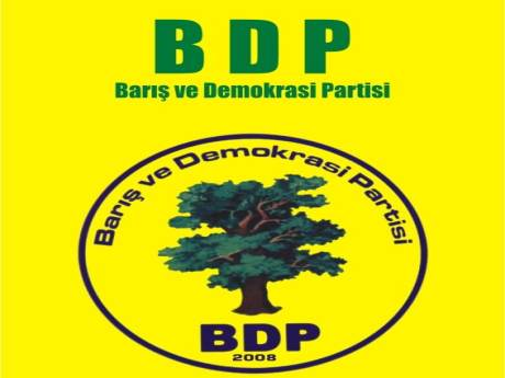 Şanlıurfa BDP merkez ilçe kongresi yapıldı