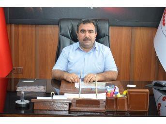 Viranşehir MEB Müdürü Sinan Ateş görevine başladı
