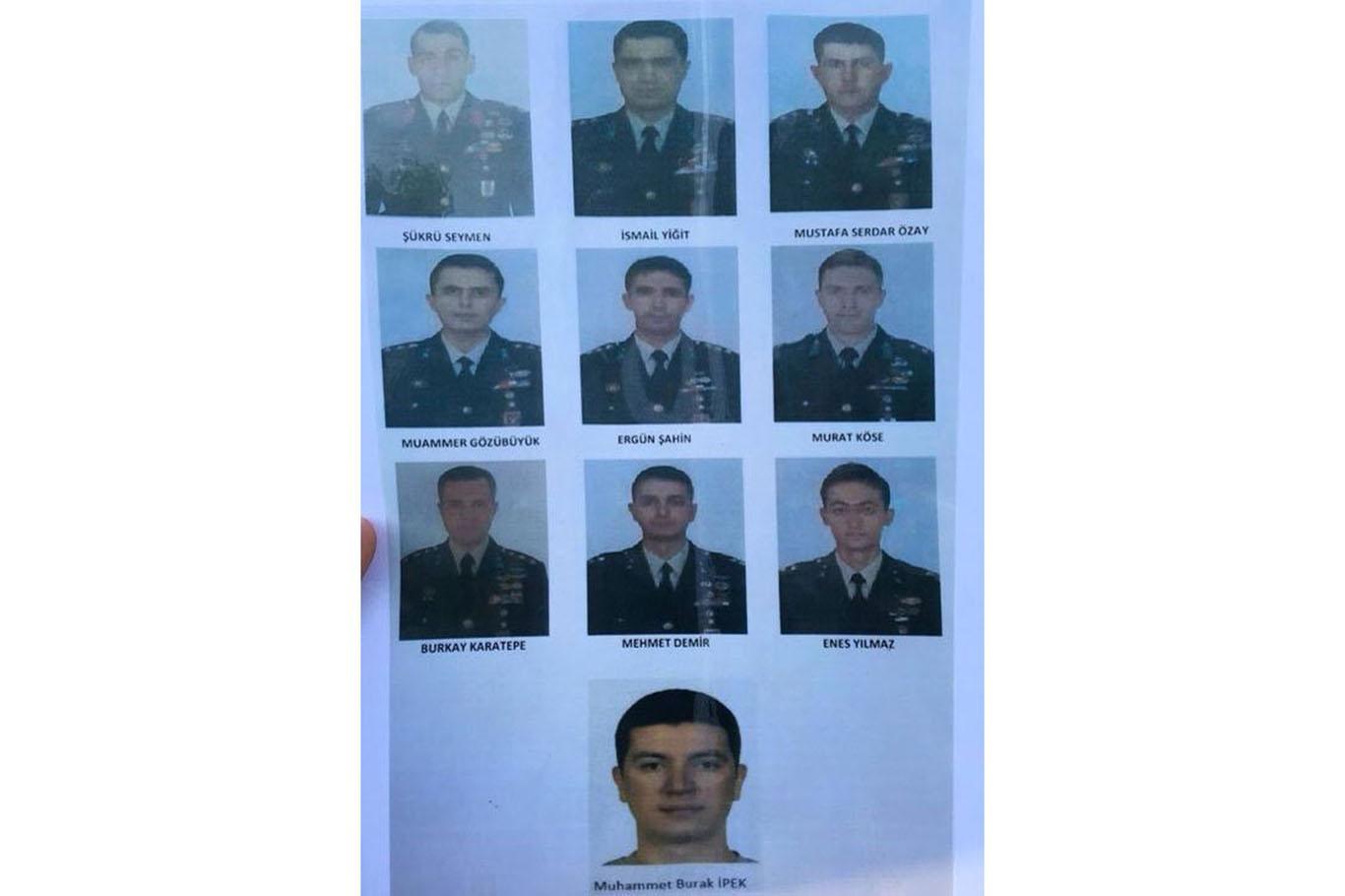 Erdoğan'a suikast girişiminde bulunan askerler yakalandı