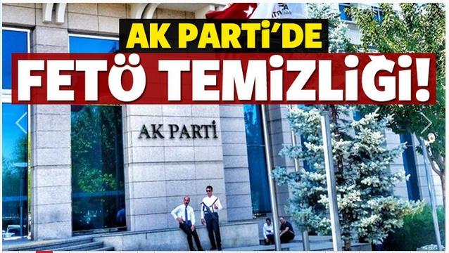 AK Parti FETÖ için harekete geçti