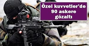 Özel Kuvvetler şok operasyon! 90 kişi tutuklandı