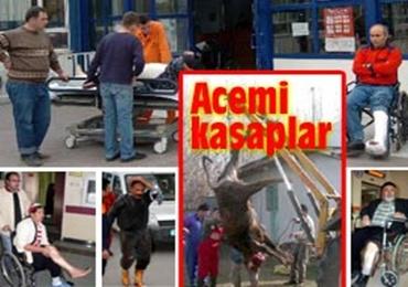 Urfada 84, Türkiyede 3 bin 232 acemi kasap