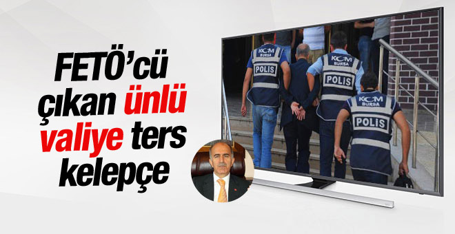 Şehabettin Harput FETÖ'dan tutuklandı