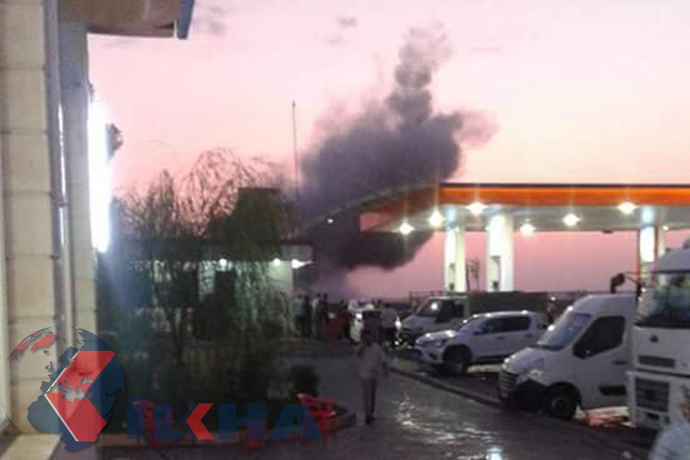 Viranşehir'de polis araca hain saldırı