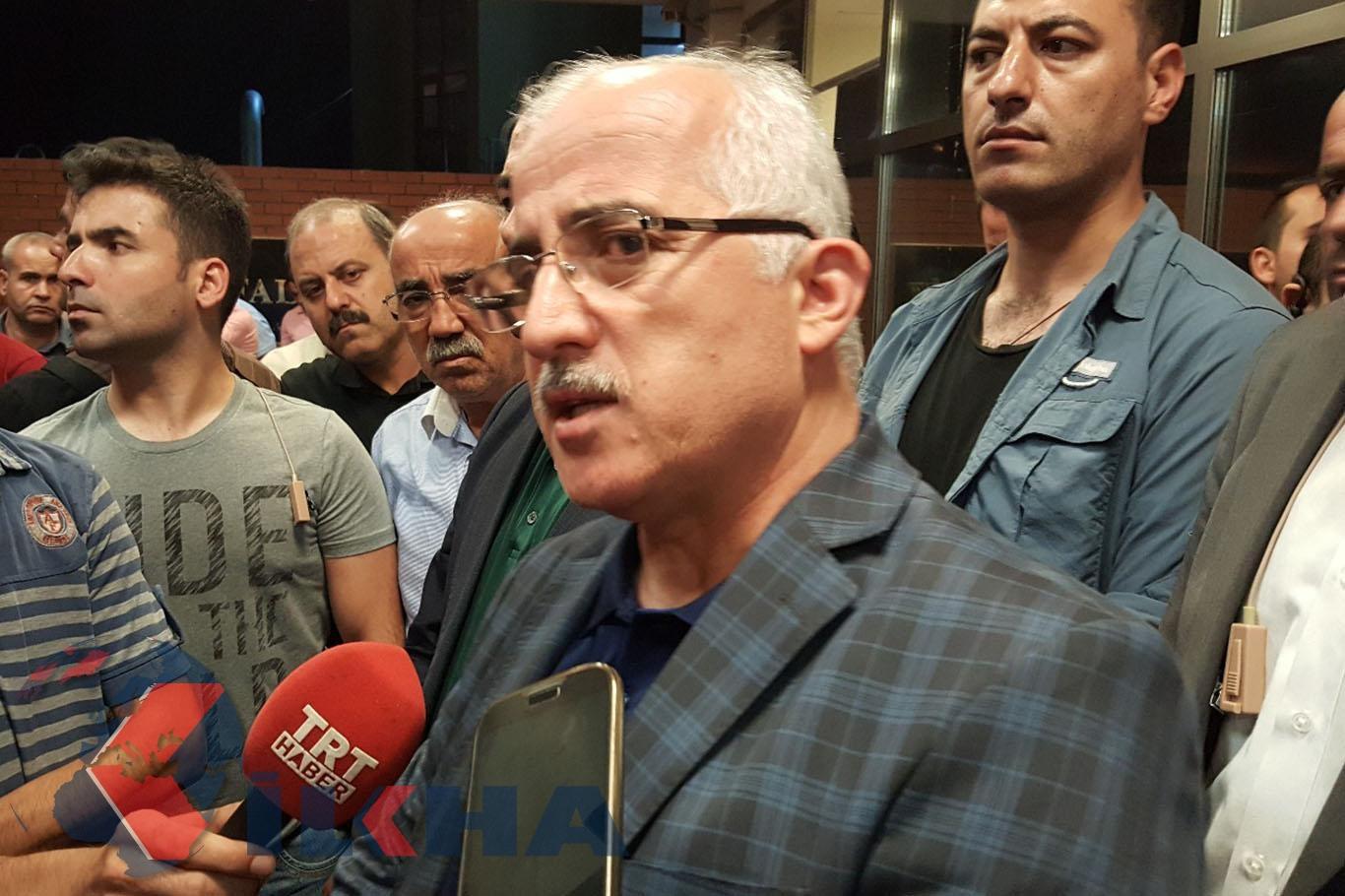 Vali Tuna'dan Viranşehir'deki patlamdan sonra ilk açıklama