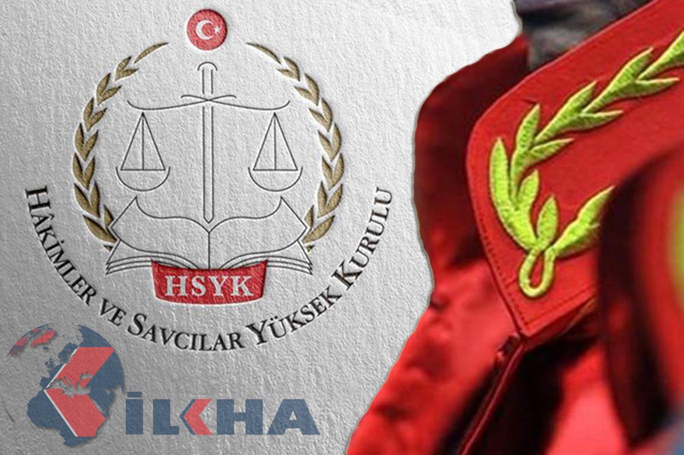 HSYK 2 bin 847 hâkim ve savcıyı meslekten ihraç etti