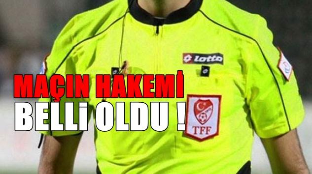 Eskişehirspor-Şanlıurfaspor maçını Serkan Tokat yönetecek