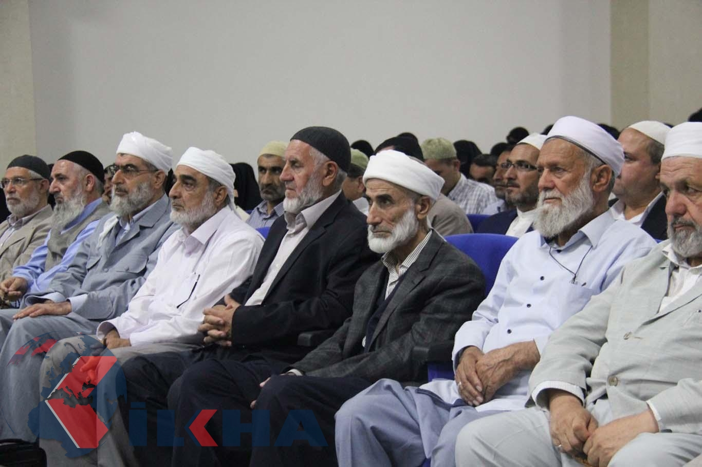 Enver Kılıçaslan yeniden İttihad'ul Ulema başkanlığına seçildi