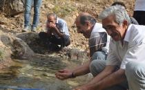 Akan kaynak su için 120 yıldır kurban kesiyorlar