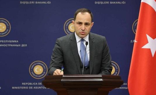 Türkiye'den ABD'ye PYD uyarısı