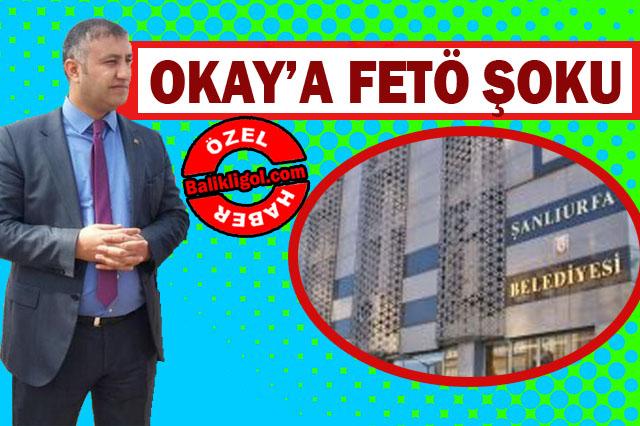 Urfa Büyükşehir Eski Genel sekreter yardımcısına FETÖ Şoku