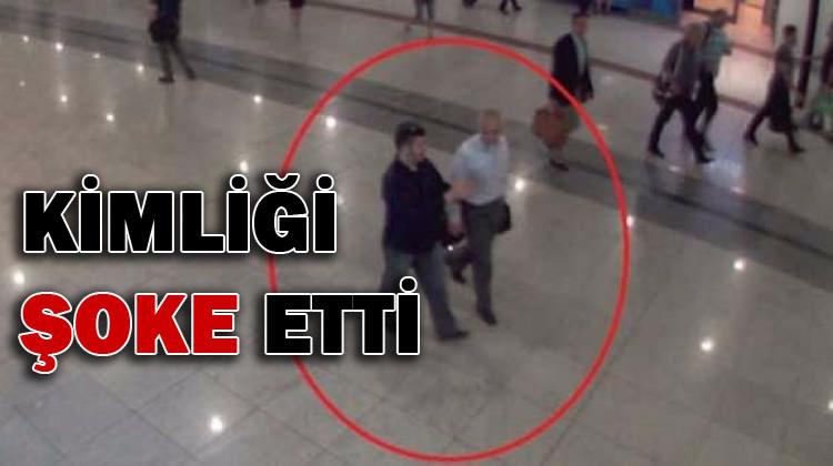 Adil Öksüzü Havaalanından karşılayan kişi bakın kim çıktı