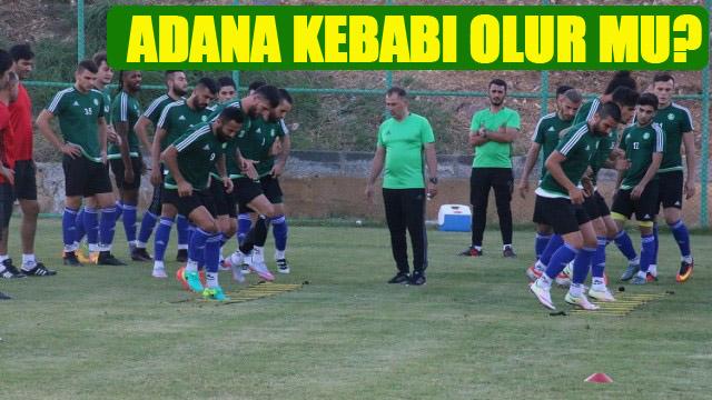 Şanlıurfaspor Adanaspor'a bileniyor
