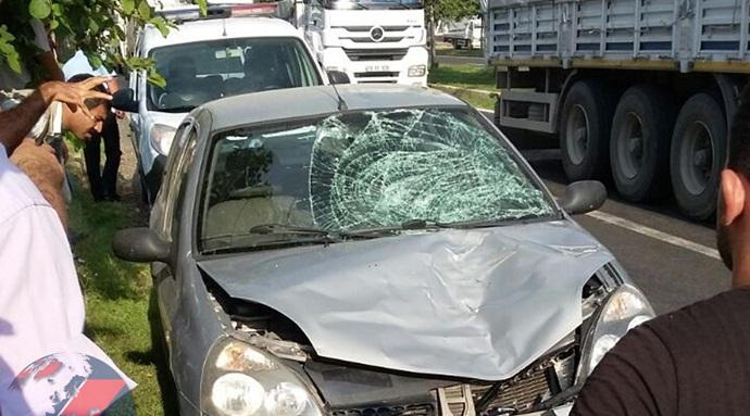 Ölümlü trafik kazalarına bir çözüm bekliyorlar