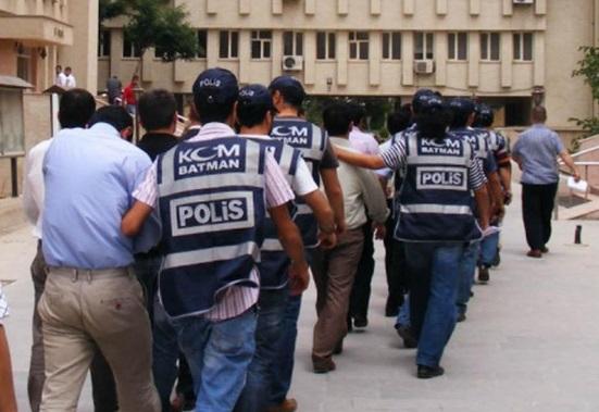 Darbe suçlamasıyla Siirt'te 510 kişi tutuklandı