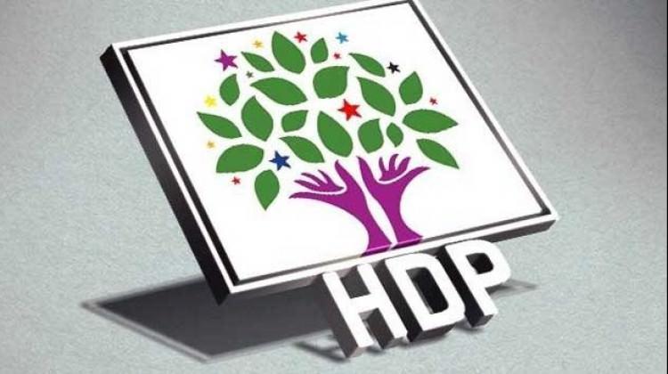 HDP'den kayyum atanmasıyla ilgili açıklama
