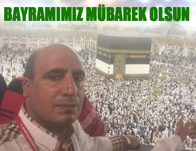 İş Adamı Mehmet Günak'tan bayram mesajı