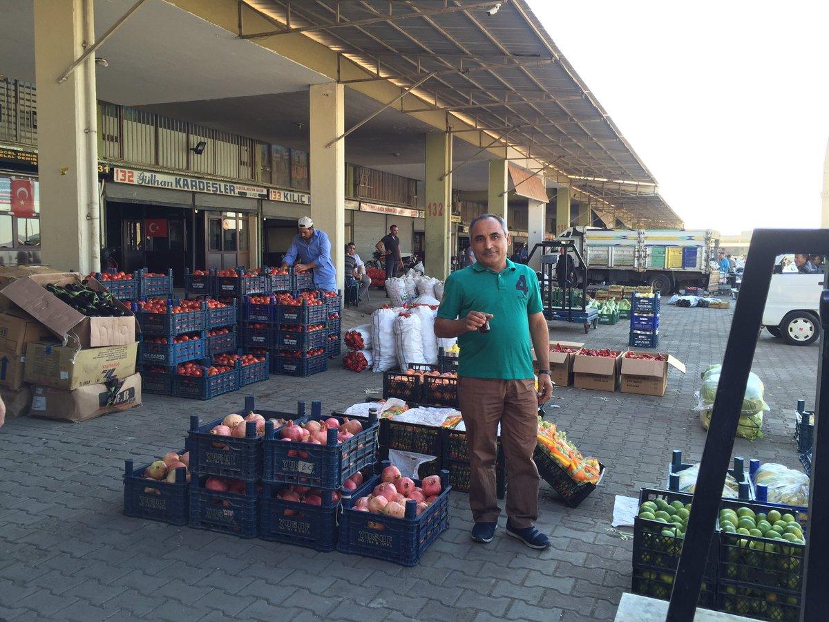 Urfa halpazarı 4 günün ardından açıldı