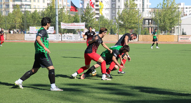 Karaköprü Belediyespor Elazığ DSİ Spor 4-1