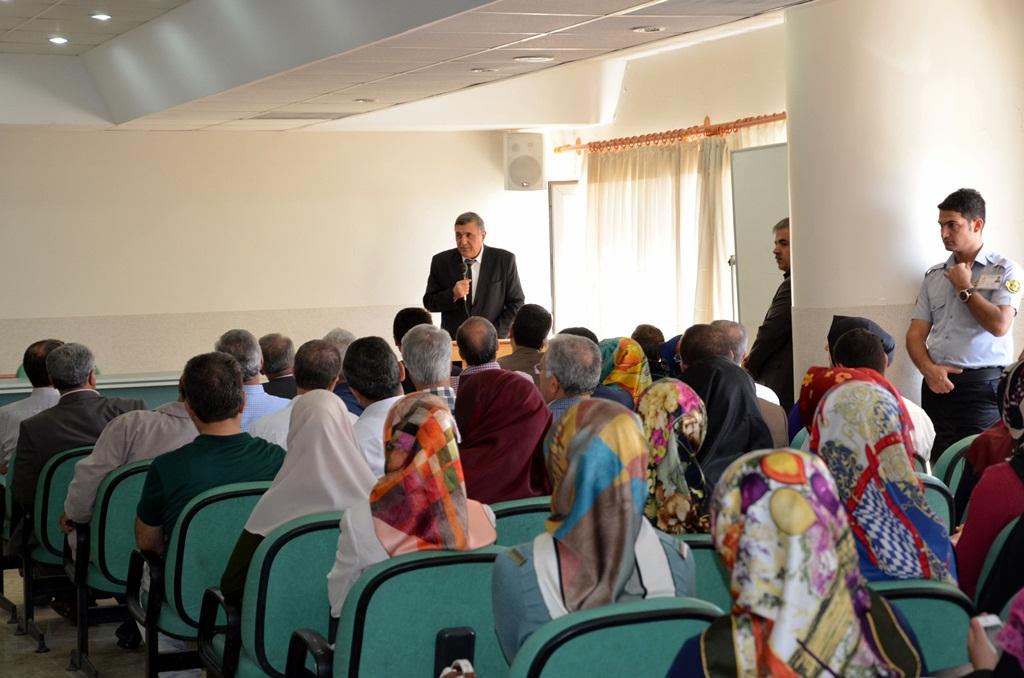 HRÜ İlahiyat Fakültesi Bismillah Diyerek 2016-2017 Eğitim Yılına Başladı