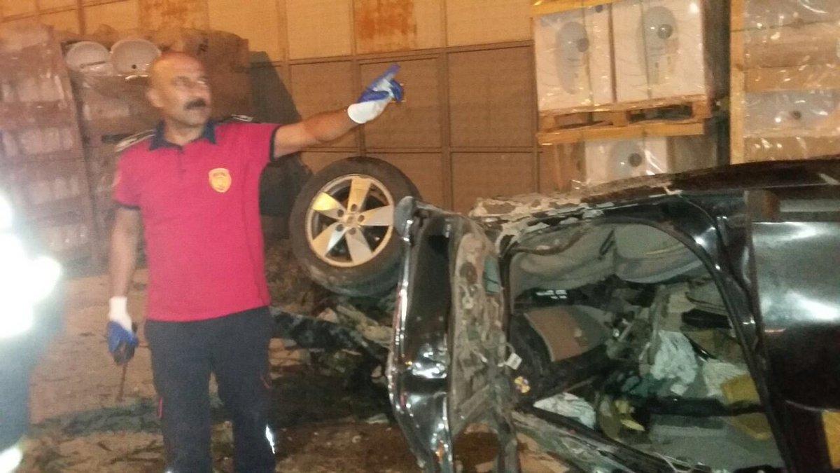 Son Dakika Haberi! Şanlıurfa'da feci kaza