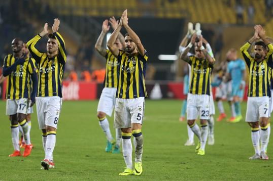 Fenerbahçe Feyenoord 1-0