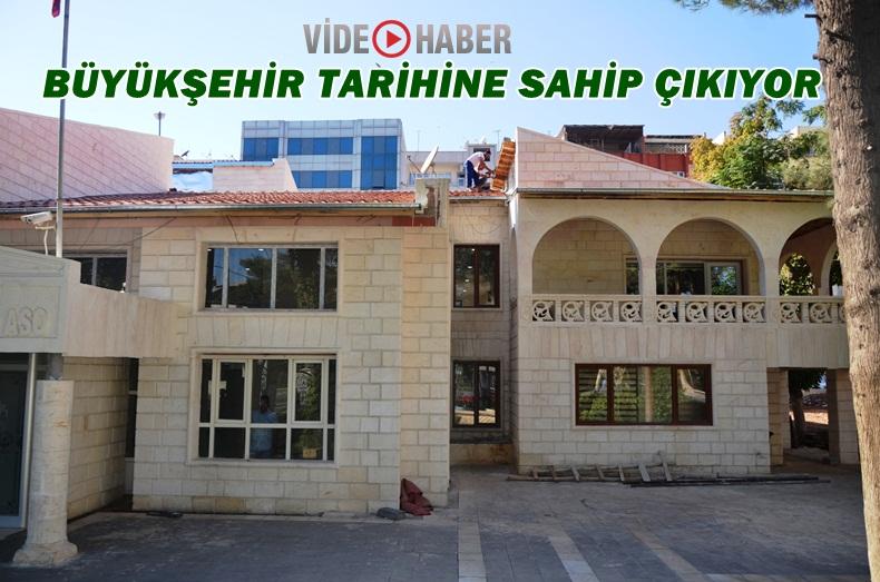 Tarihi Şehir Şanlıurfa'da Tarihe Dokunuş