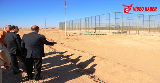 Başkan Çiftçi: Akçakale'yi Hak Ettiği Yere Taşıyoruz