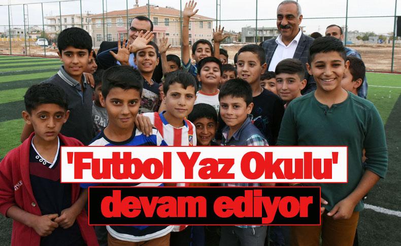 Hilvanlı Minik Futbol Yıldızları Ödüllendirildi