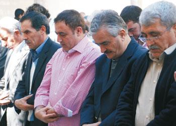Mahmut Tuncerin acı günü