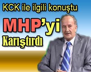 MHPde KCK depremi yaşanıyor!