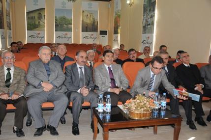 ŞURKAV yönetim kurulu üye seçimi yapıldı