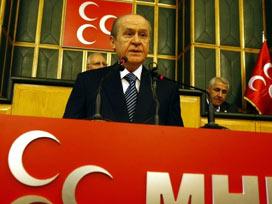 Bahçeli: Halk AK Partiyi sildi umut biziz