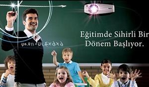 BenQ Projektörler İle Eğitim