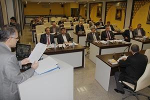 Belediye Meclisi 2011 Yılı Mali Bütçesini Görüşüyor