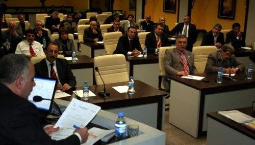 Belediyenin bütçesi 220 Trilyon olarak belirlendi
