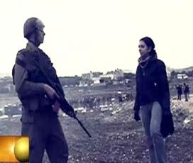 Cesur Filistinli kız