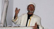 Fanatik imam görevden alındı!