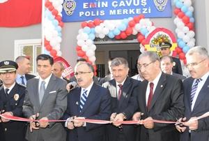 Bakan Atalay Şanlıurfa'da Polis Merkezi Açılışını Yaptı