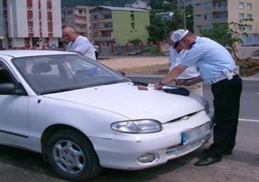 Trafik cezalarına yeni yıl zamı