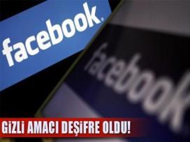 Facebook'un gizli niyeti deşifre oldu