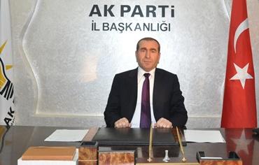 AK Parti yönetimi Av. Eğilmez dedi